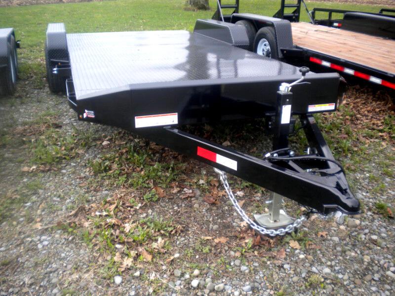 2019 Sure-Trac Steel Deck Car Hauler 7X20 STEEL DECK   10K