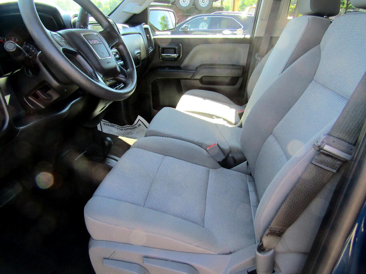 "2017 GMC Sierra 1500 4WD Double Cab 143.5"""