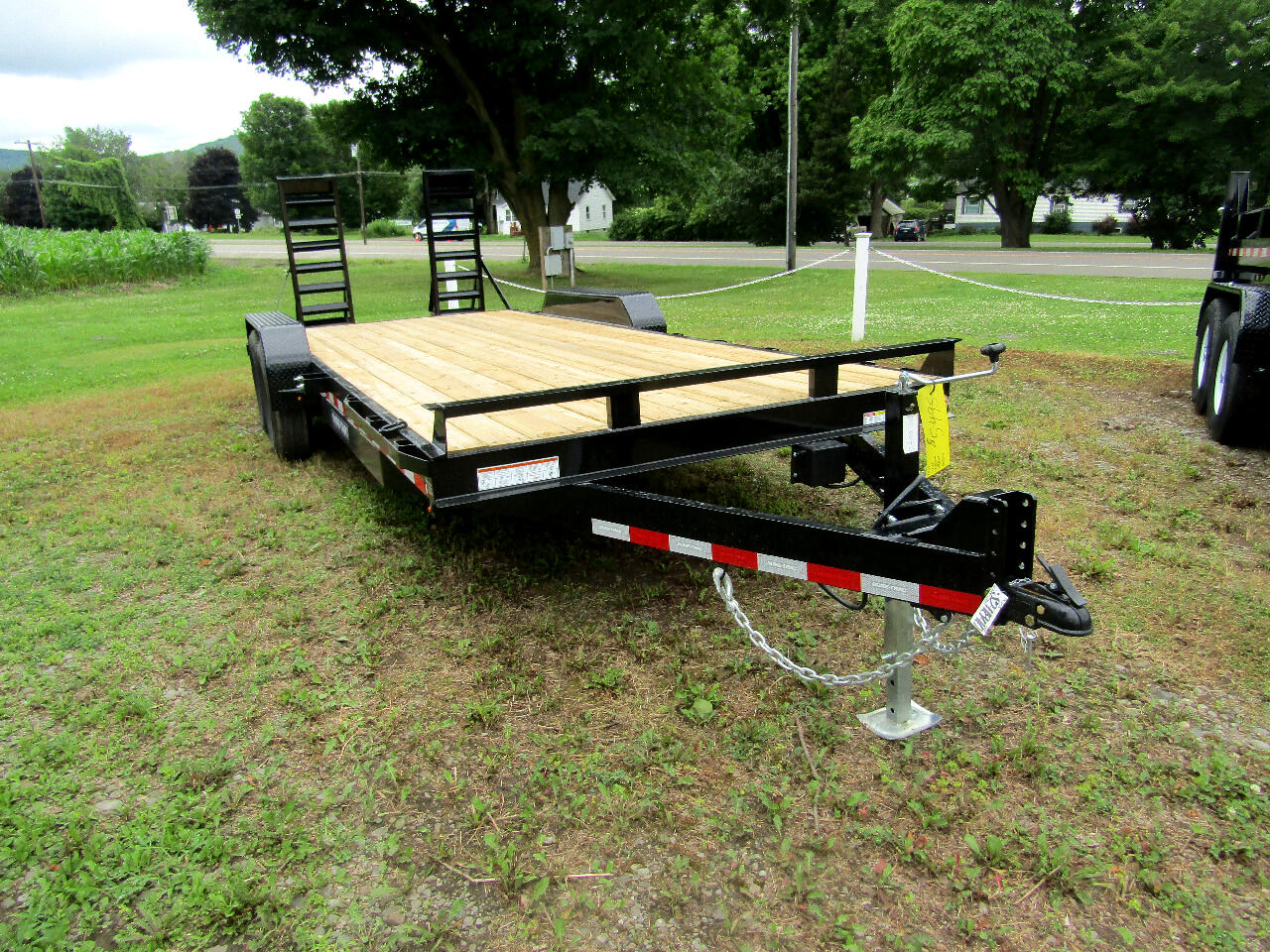 2019 Sure-Trac Implement Equipment Trailer 7X20 EQUIPMENT TRAILER   14K