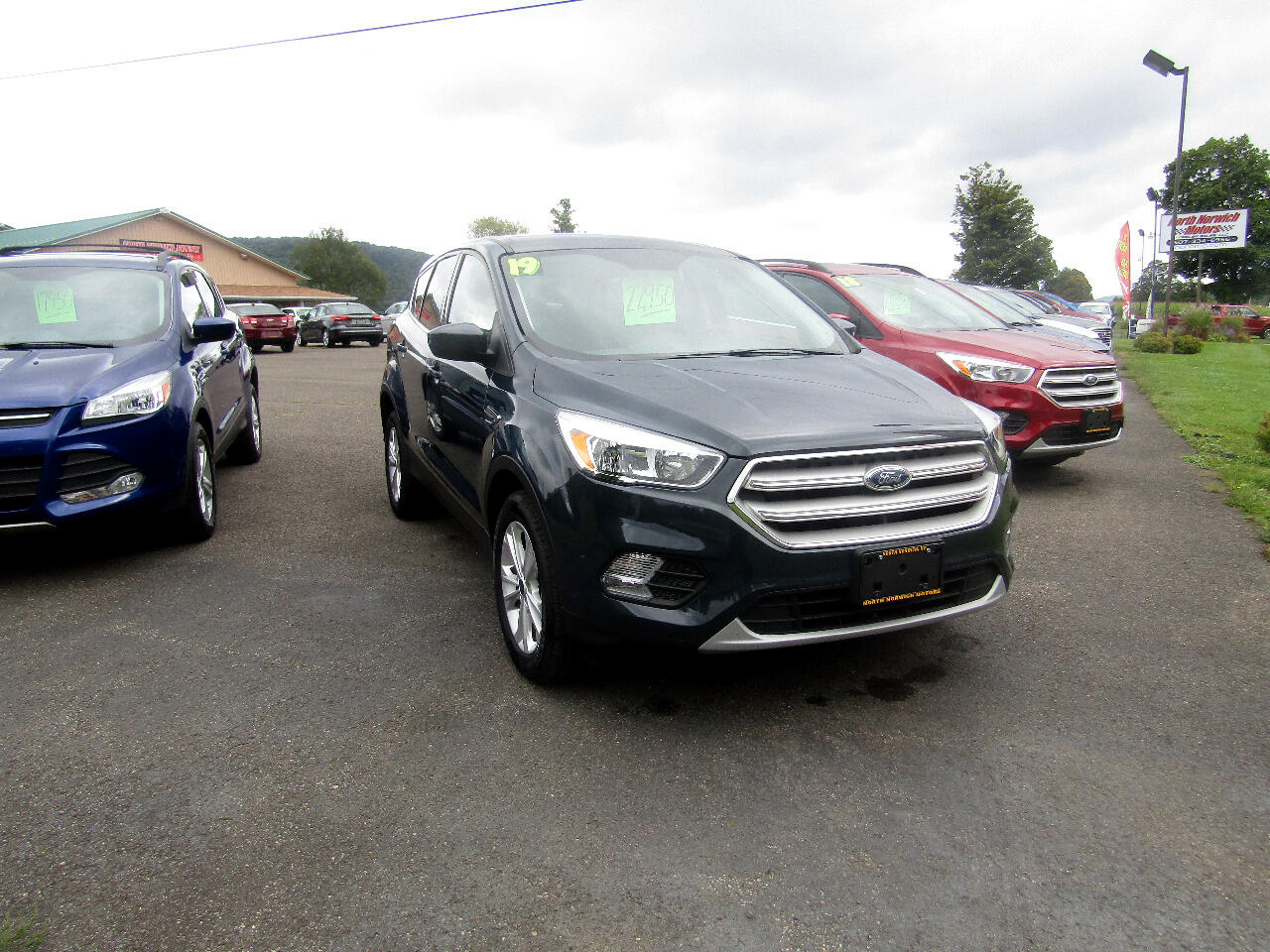 Ford Escape SE 4WD 2019