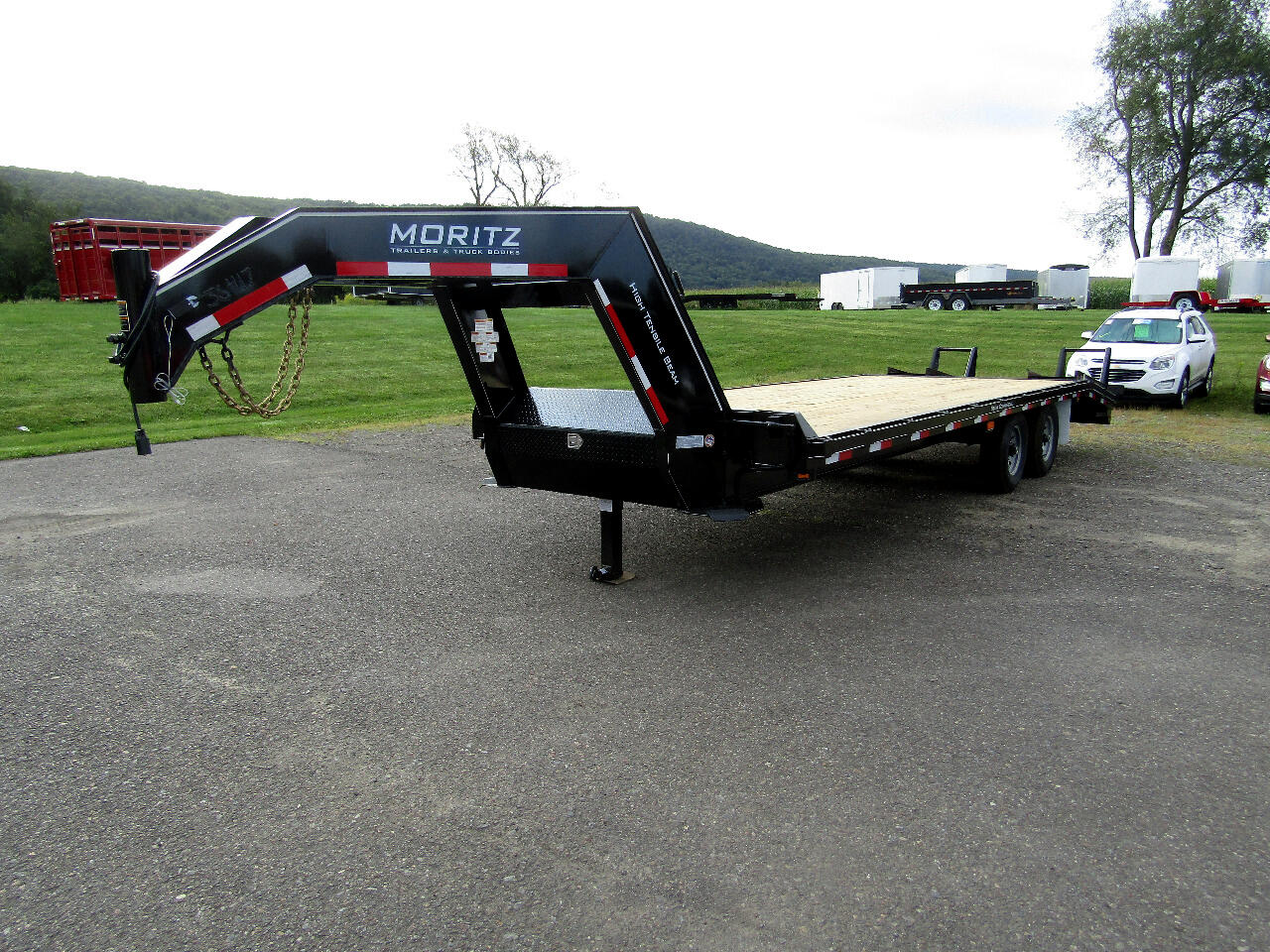 2019 Moritz FGSH+5-20 14500 20 FT WITH 5 FT ADJUSTABLE DOVETAIL GOOSE   14500g