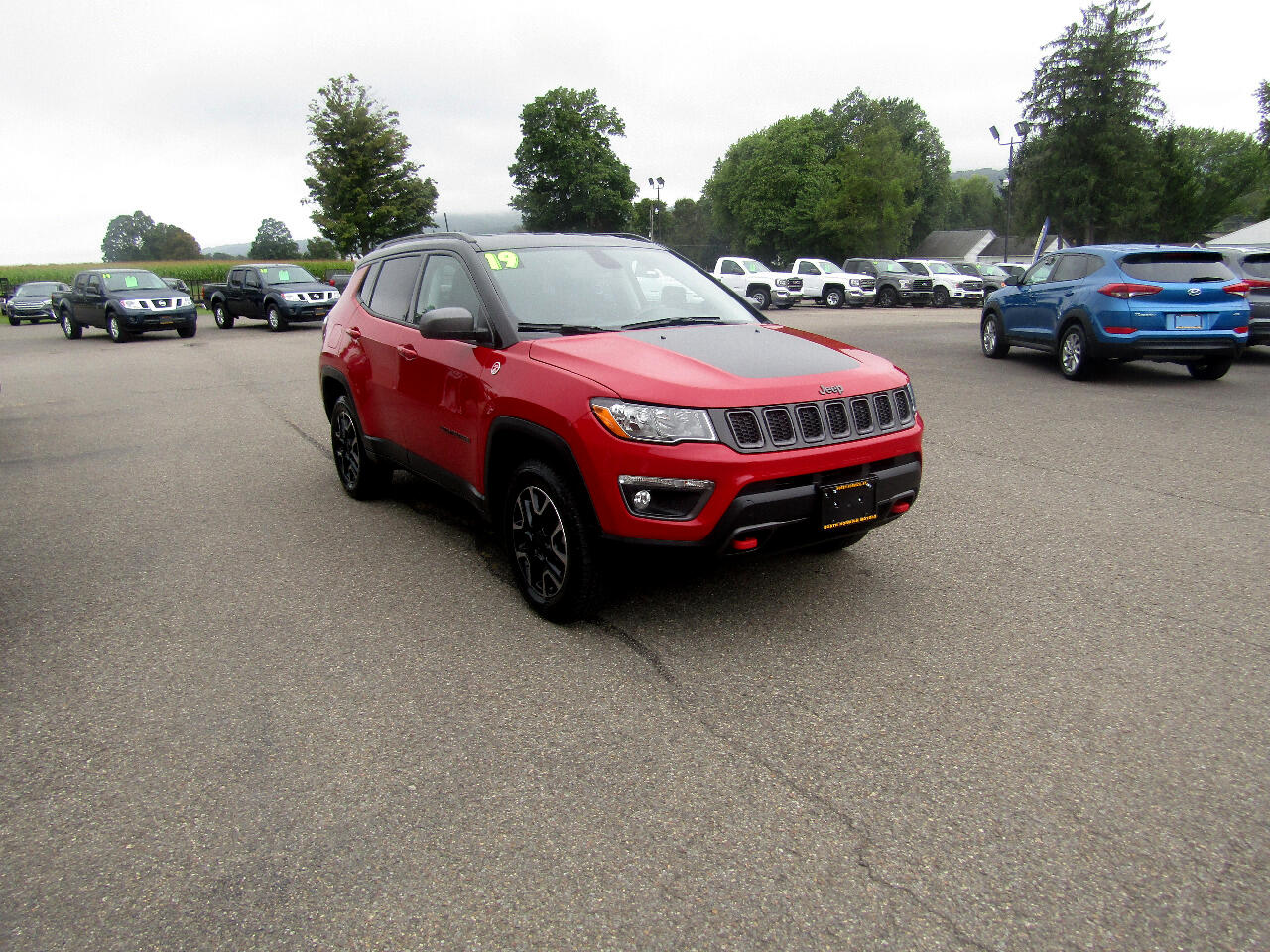2019 Jeep Compass Trailhawk 4x4
