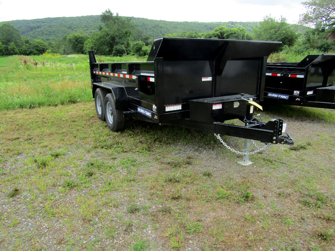 Sure-Trac HD Low Profile Dump - Scissor  2020