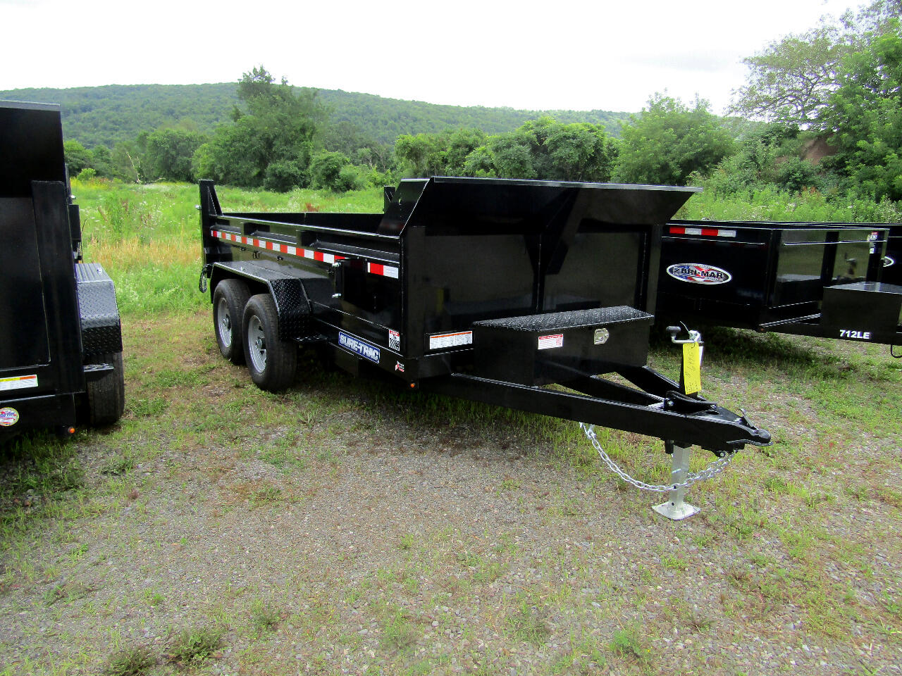 Sure-Trac Low Profile Dump Trailer  2020