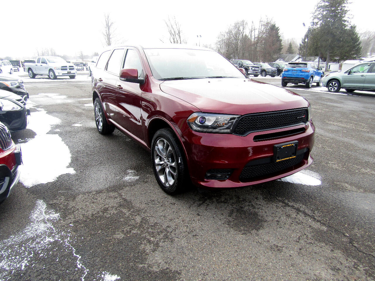 Dodge Durango GT Plus AWD 2019