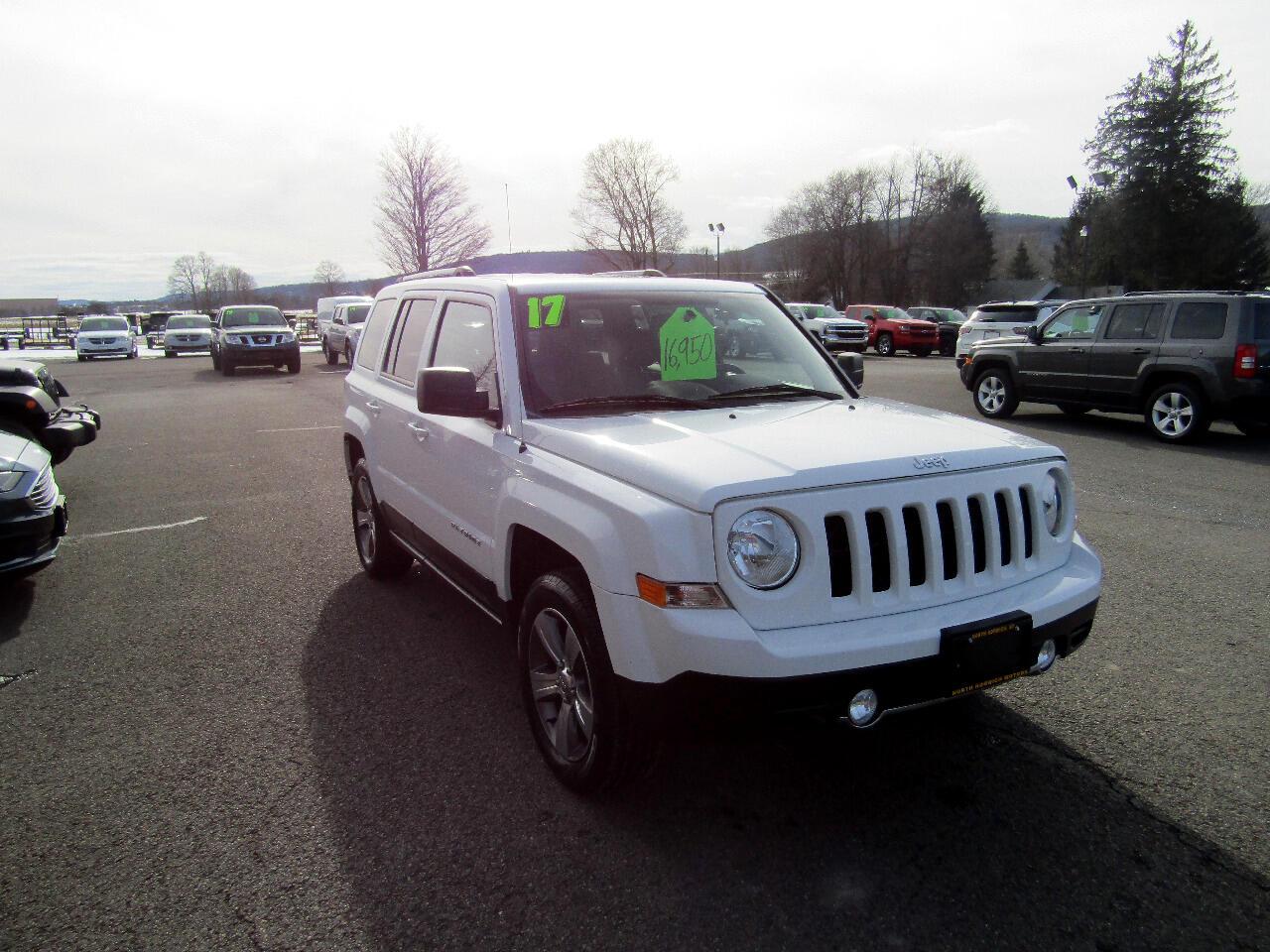Jeep Patriot High Altitude 4x4 2017