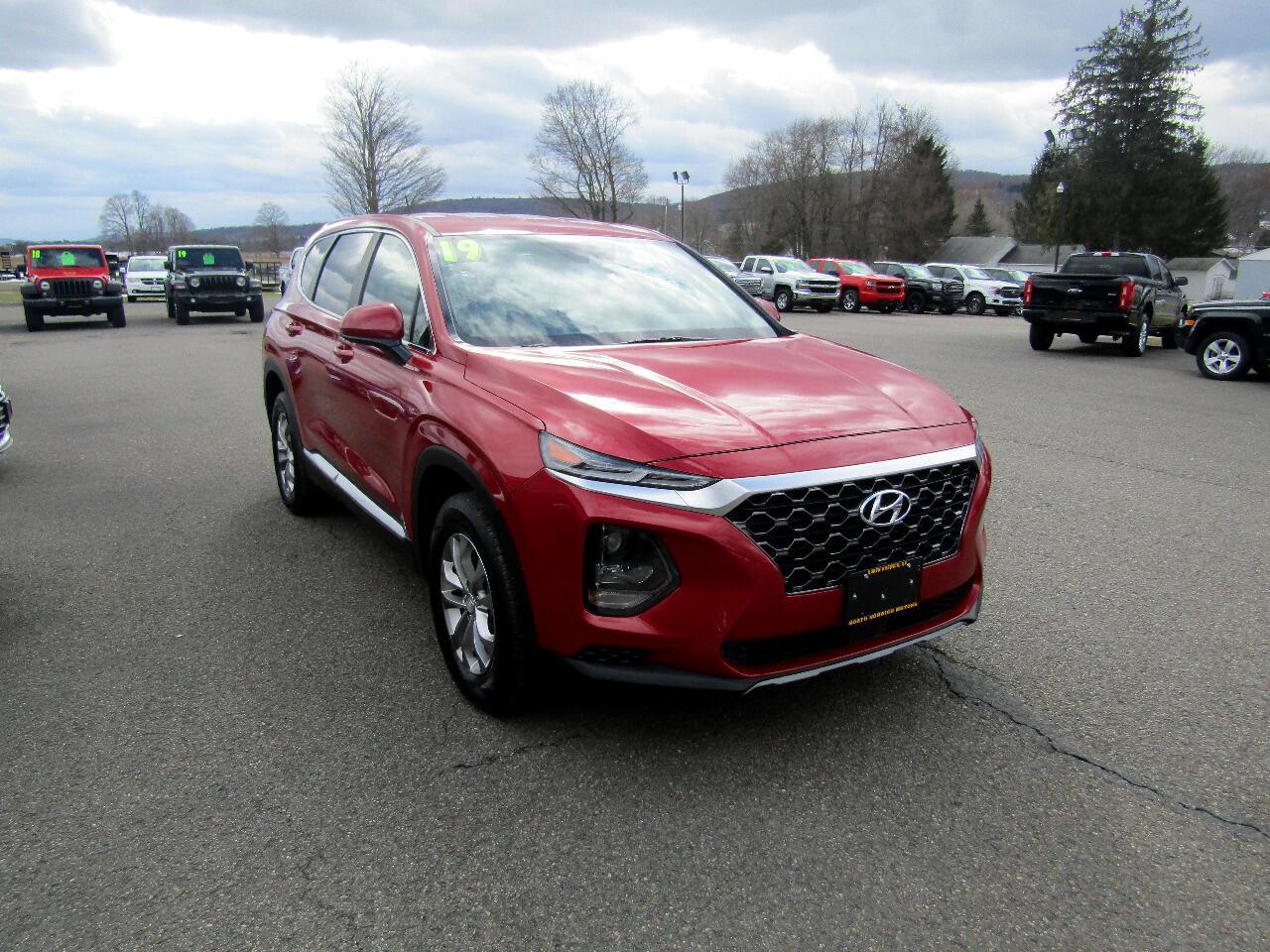 Hyundai Santa Fe SE 2.4L Auto AWD 2019