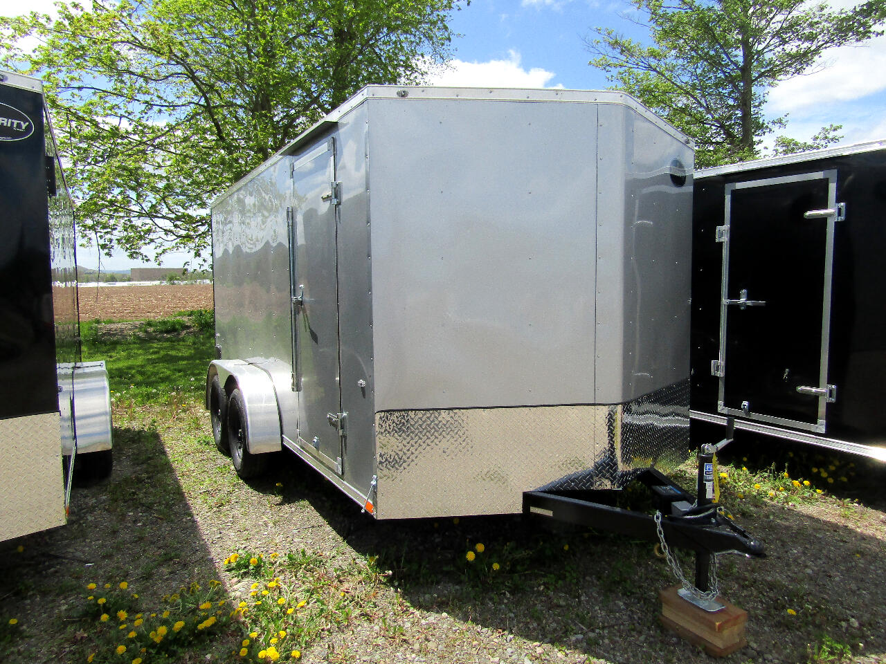 Integrity Trailers Closed Trailer  2020