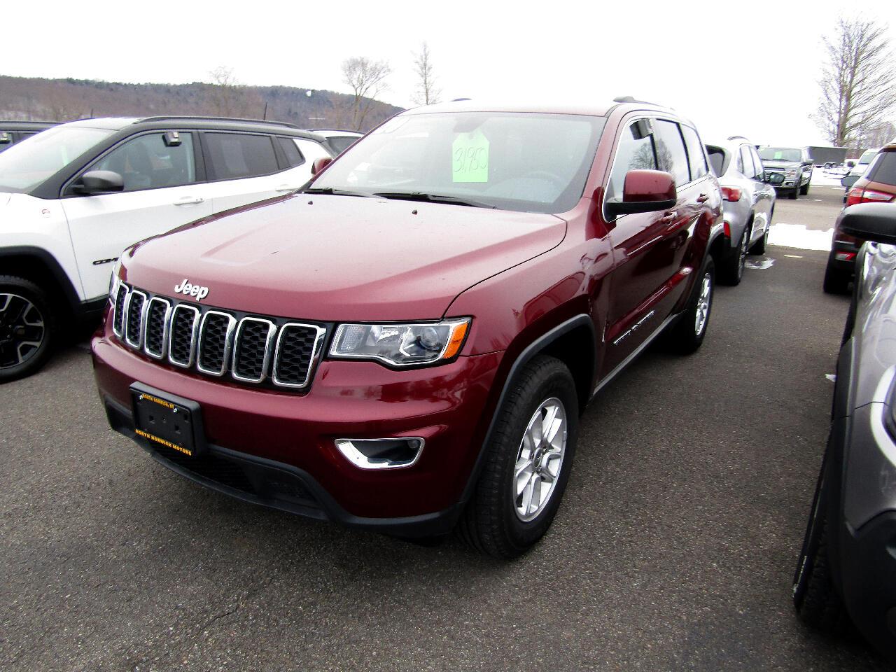 Jeep Grand Cherokee Laredo 4x4 2020