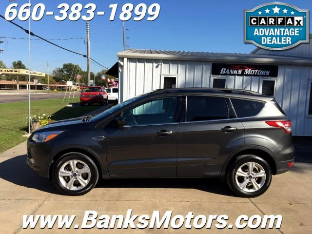 2016 Ford Escape SE 4WD Navigation Bluetooth Camera