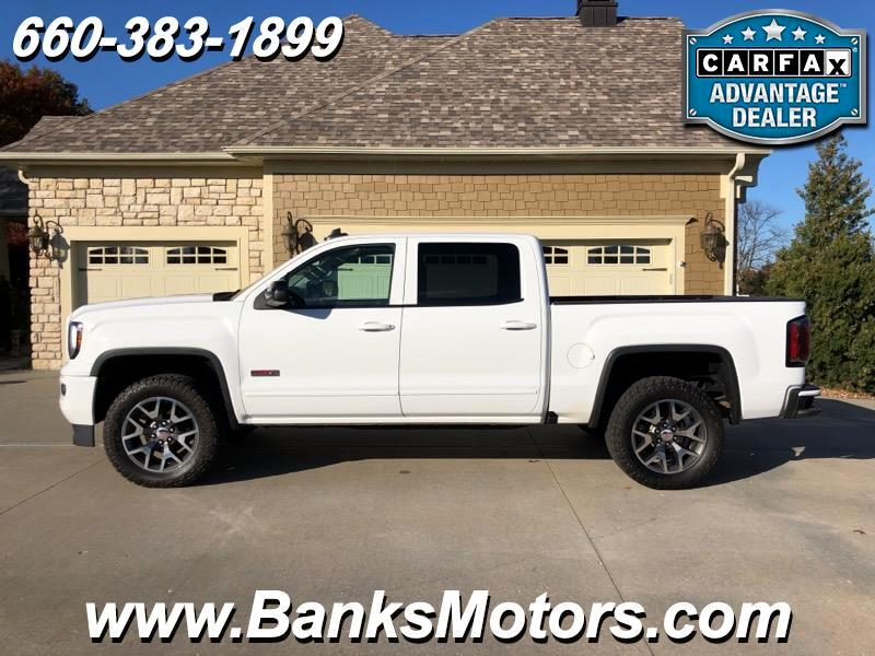 2017 GMC Sierra Crew Cab SLT All Terrian 4WD