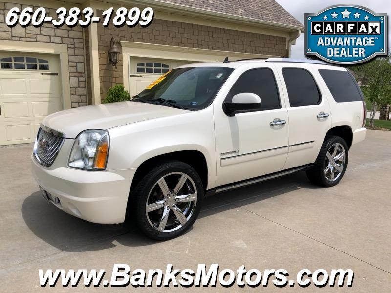 2010 GMC Yukon Denali 4WD Heated Cooled Leather Navigation DVD
