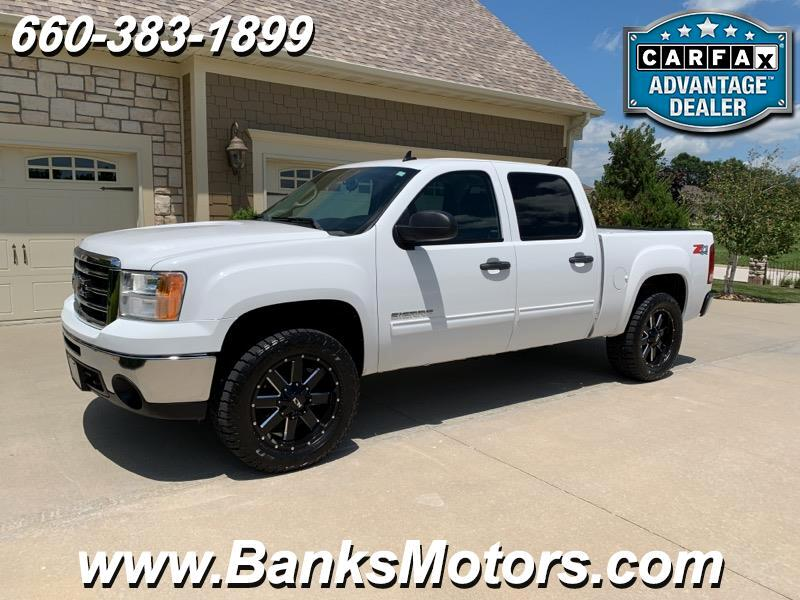 2013 Gmc Sierra For Sale >> Used 2013 Gmc Sierra 1500 Sle Crew Cab 4wd For Sale In