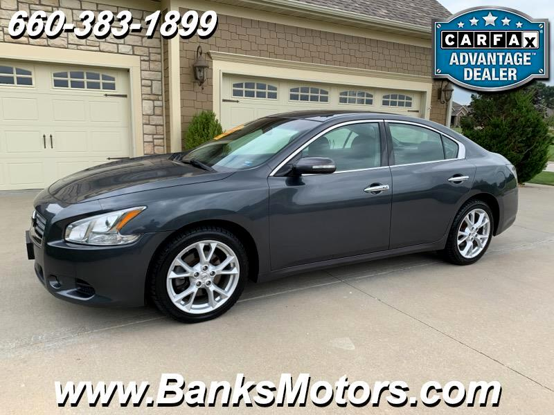2013 Nissan Maxima For Sale >> Used 2013 Nissan Maxima S For Sale In Clinton Mo 64735 Banks