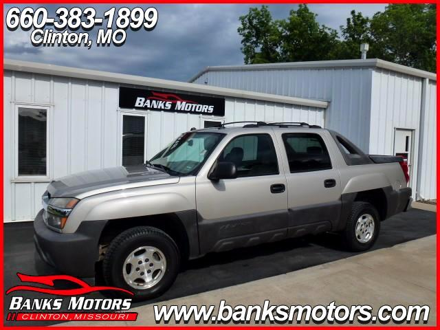 Wondrous Used 2005 Chevrolet Avalanche Sold In Clinton Mo 64735 Banks Pabps2019 Chair Design Images Pabps2019Com