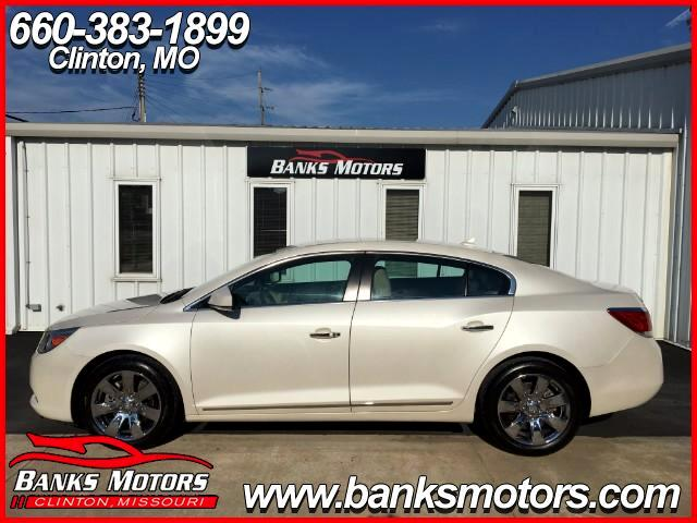2011 Buick LaCrosse CXL FWD LOADED