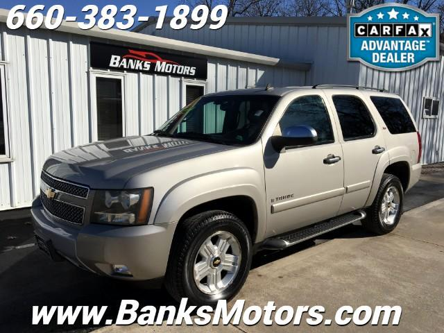 2008 Chevrolet Tahoe Z71 4X4 Heated Leather Seats Sunroof