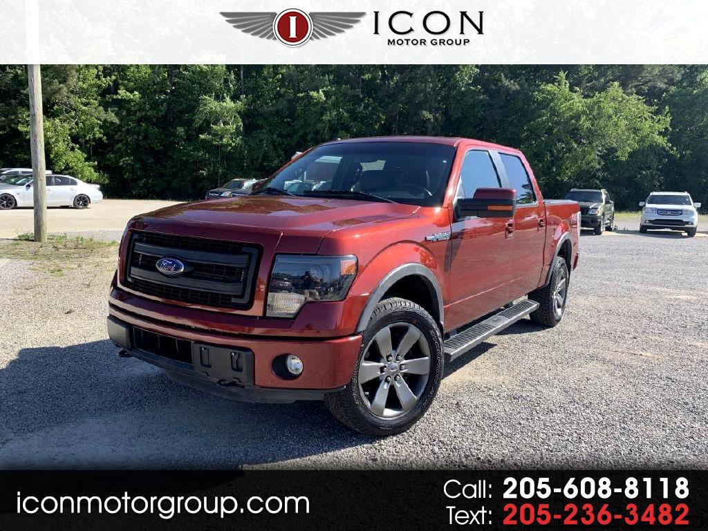 Ford F-150 FX4 SuperCrew 4WD 2014
