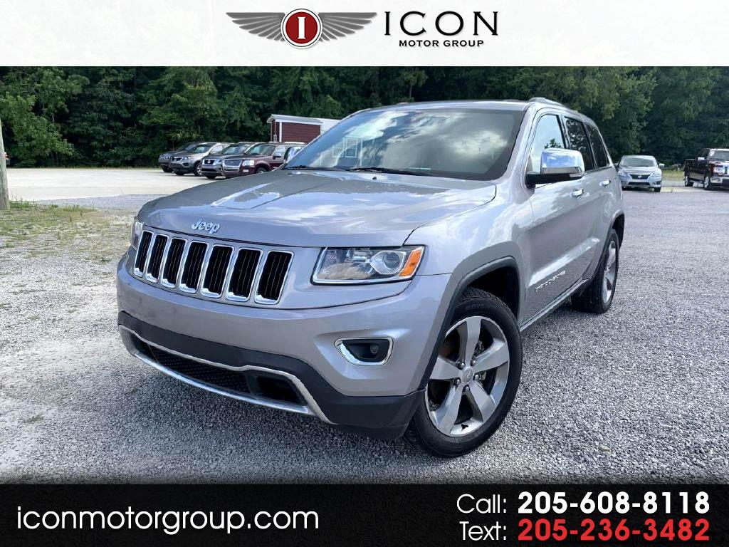 2014 Jeep Grand Cherokee RWD 4dr Limited