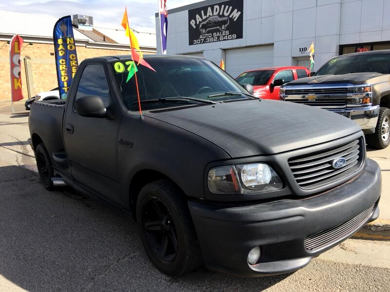 2002 Ford 1/2 Ton Truck