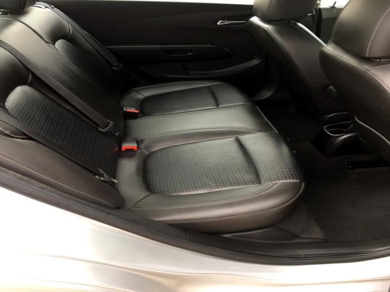 2014 Chevrolet Sonic LTZ Auto Sedan