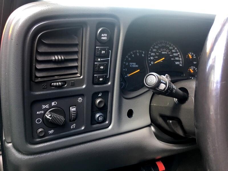 2005 GMC Sierra 1500 4WD Ext Cab 134.0