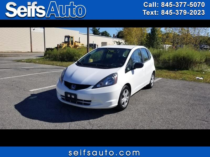Honda Fit 5-Speed MT 2009