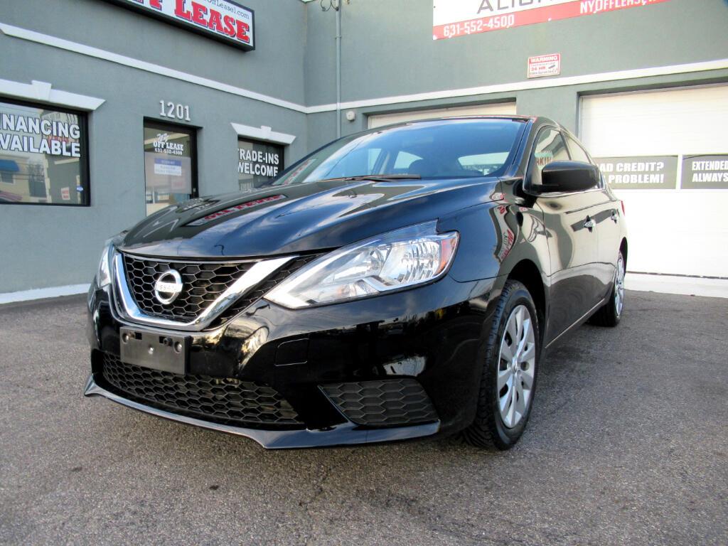 2016 Nissan Sentra SV CVT
