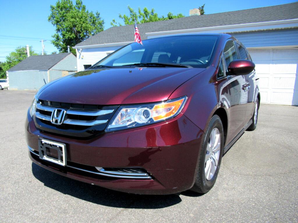 2015 Honda Odyssey 5dr EX-L