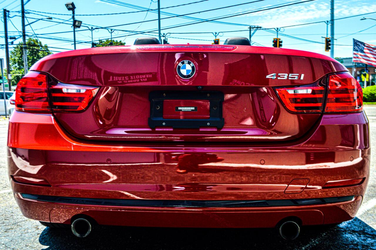 2015 BMW 4 Series 2dr Conv 435i RWD