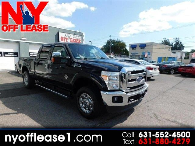 "2016 Ford Super Duty F-250 SRW 4WD Crew Cab 172"" Platinum"