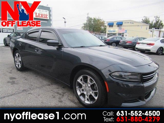 2016 Dodge Charger 4dr Sdn SE AWD