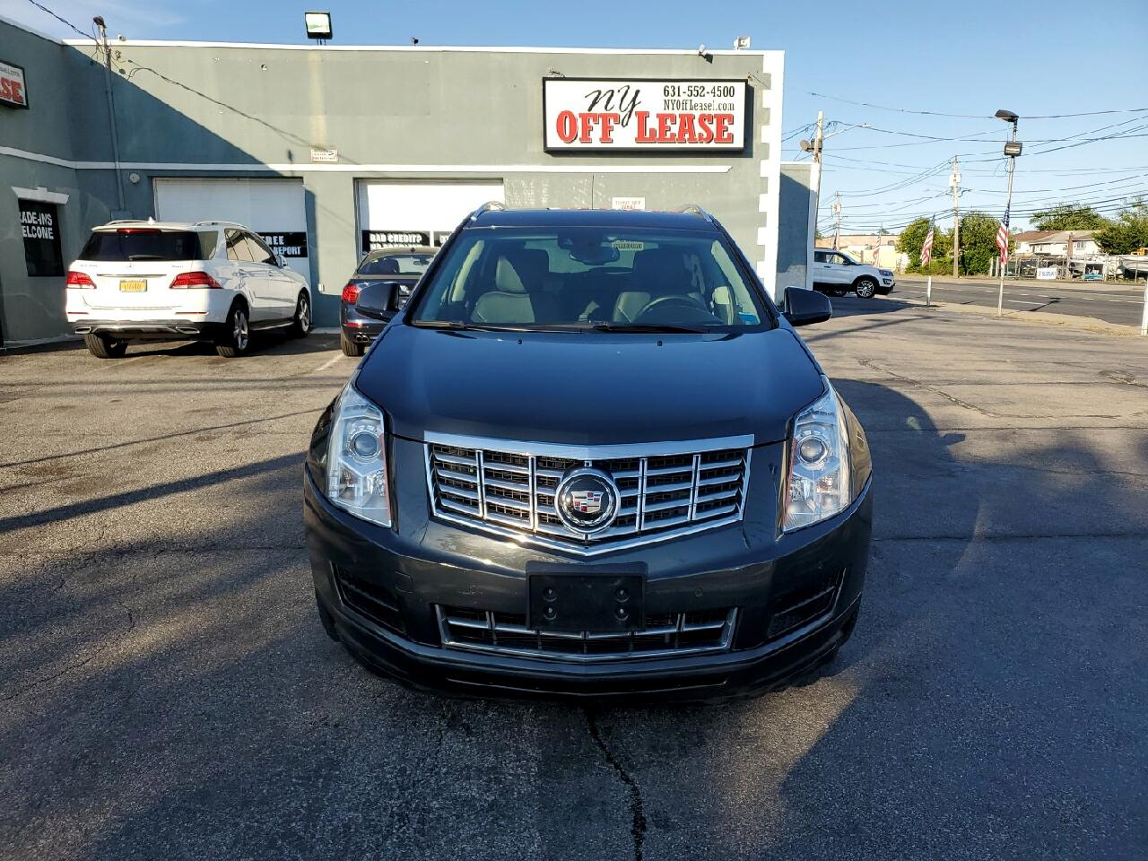 Cadillac SRX AWD 4dr Luxury Collection 2016