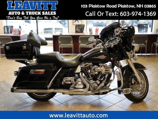 2012 Harley-Davidson FLHTC ELECTRA GLIDE