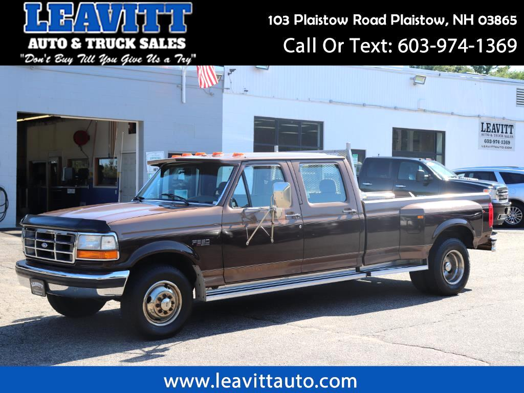 1993 Ford F-350 XLT CREW CAB ONLY 72K MILES ONE OWNER TRUCK