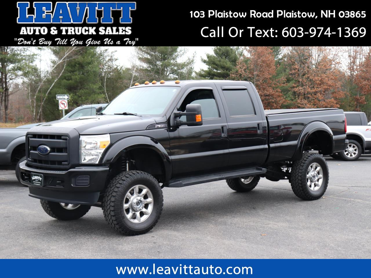 Used Cars Plaistow Nh Trucks Leavitt Auto And Truck 1964 Ford F250 4x4 2013 F 350 Sd Xlt Crew Cab Lifted 36k Miles