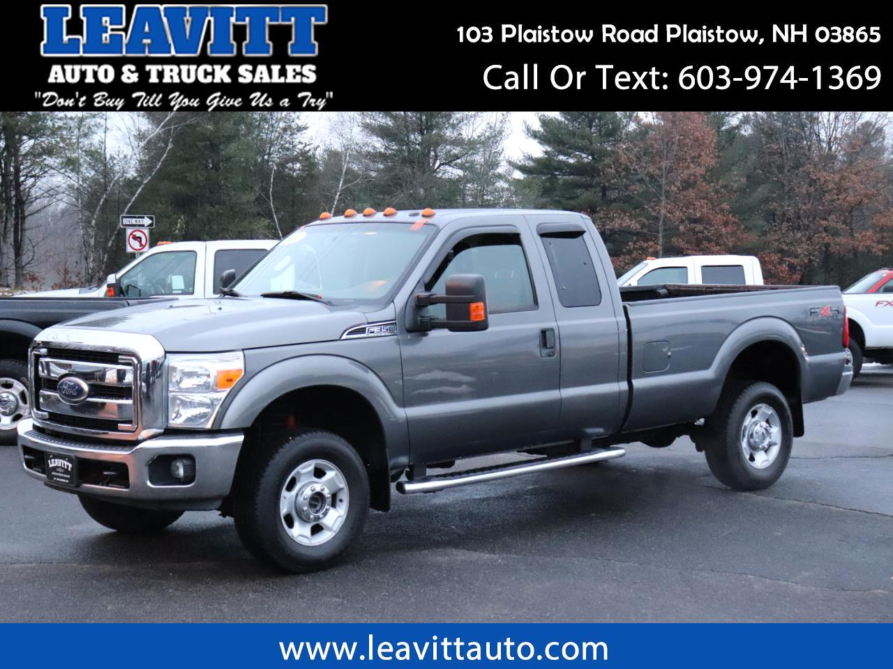 2011 Ford F-350 SD XLT SUPERCAB 8' BED 40K MILES!!!