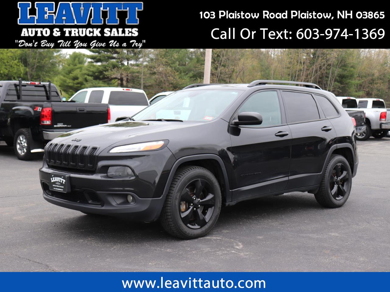 Cherokee Truck Sales >> Used 2015 Jeep Cherokee For Sale In Plaistow Nh 03865