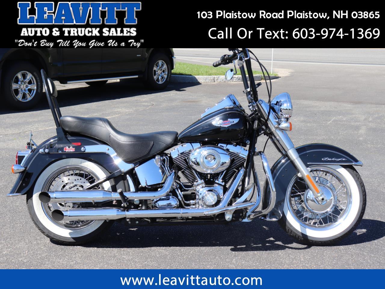2007 Harley-Davidson FLSTNI SOFTAIL DELUXE