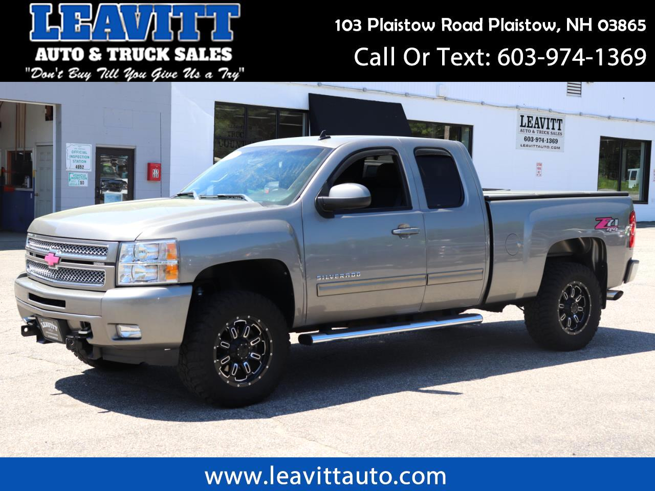 2012 Chevrolet Silverado 1500 LT 75K MILES EXCELLENT CONDITION!!