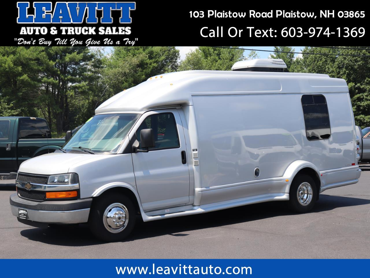 2014 Chevrolet Express G3500 CUSTOM MINI BUS