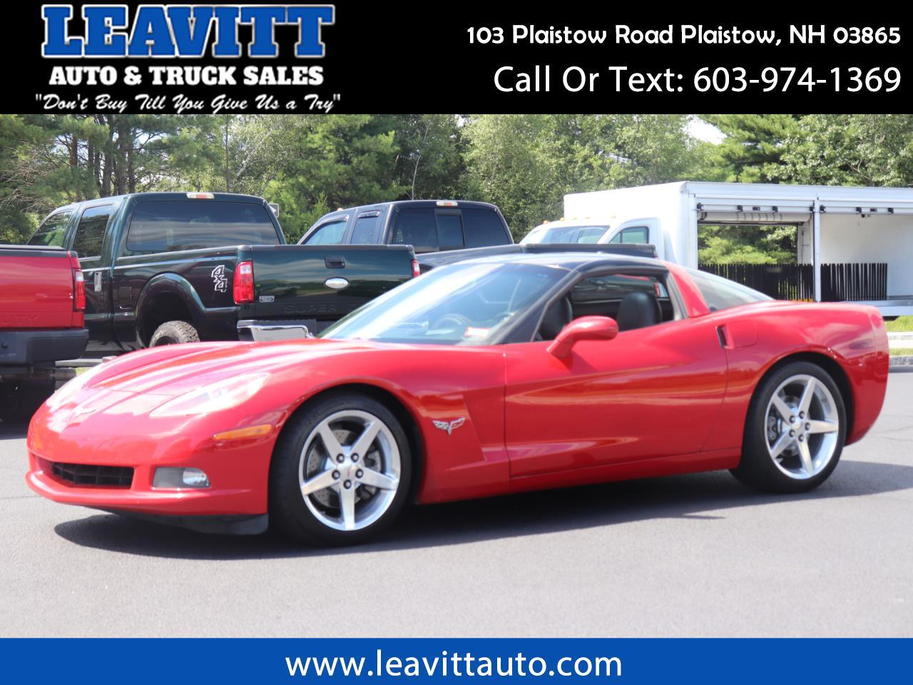 2005 Chevrolet Corvette IMMACULATE CONDITION
