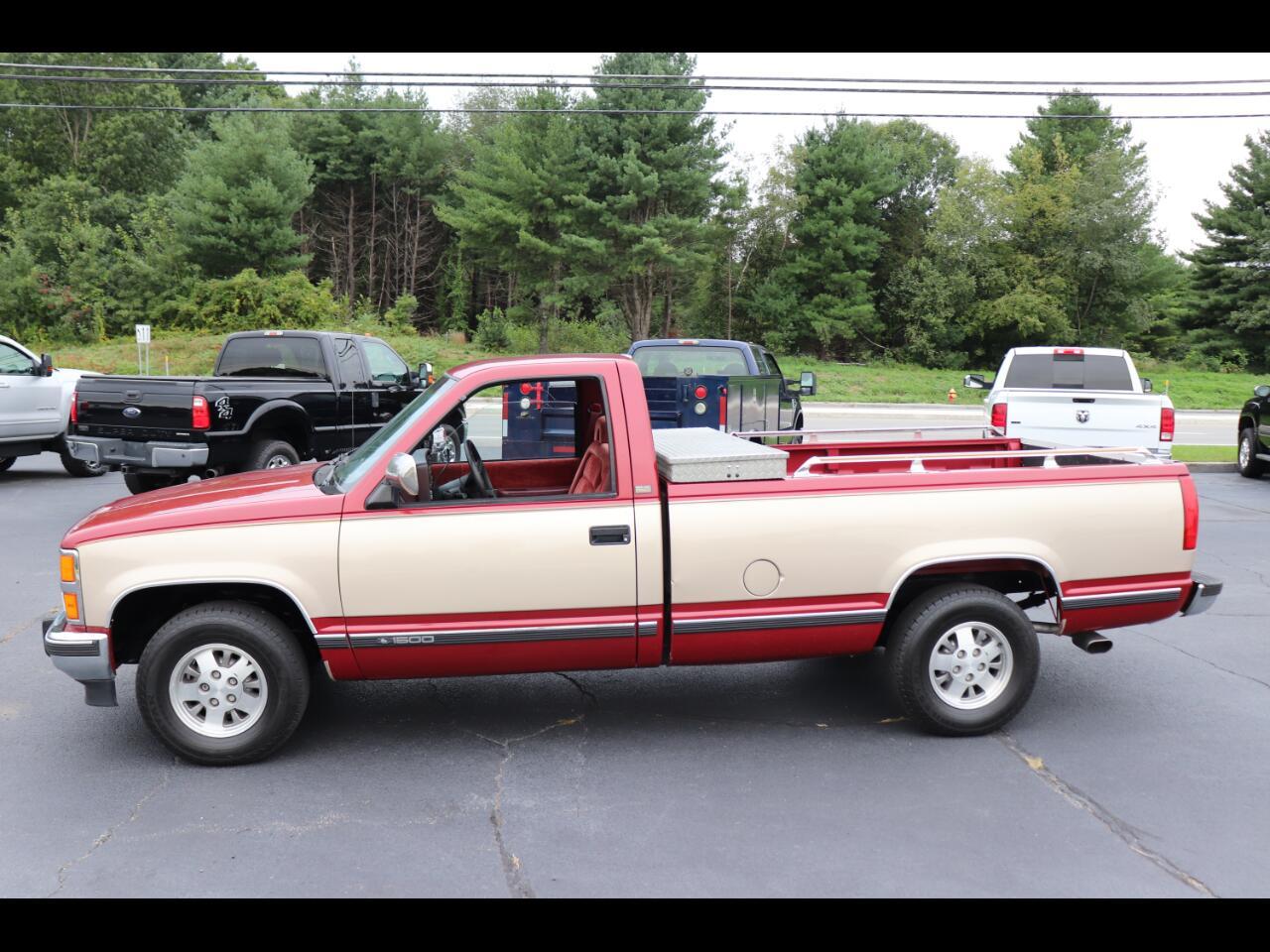 Chevrolet C/K 1500  1992