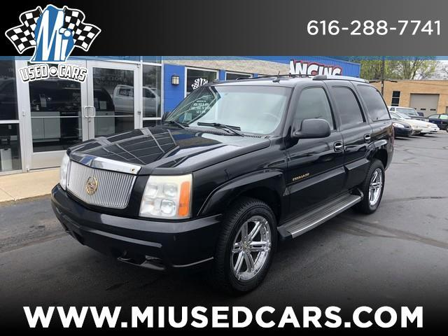 2005 Cadillac Escalade BASE AWD