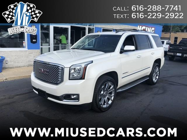 2015 GMC Yukon Denali BASE