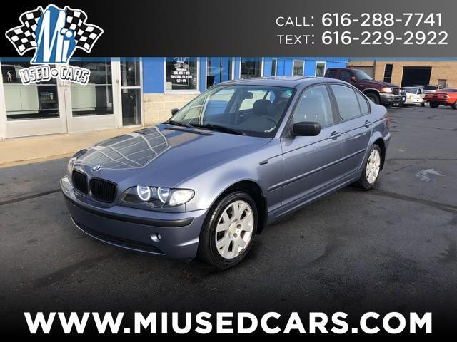 2002 BMW 3-Series BASE