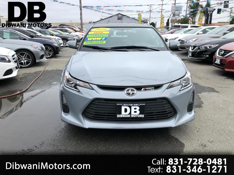 Scion tC 2dr HB Auto Spec (Natl) 2016