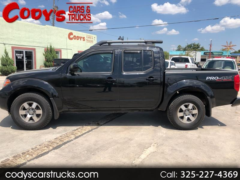 2011 Nissan Frontier S Crew Cab 4WD
