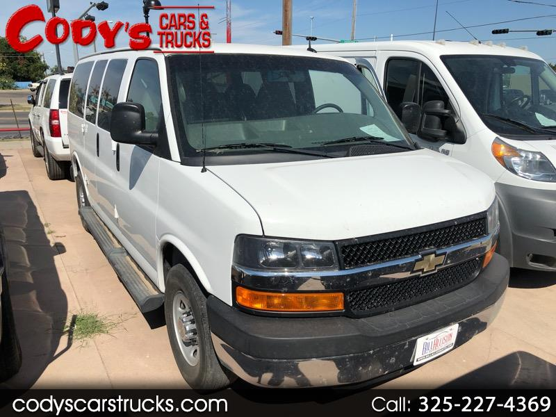 2014 Chevrolet Express 2500 LT
