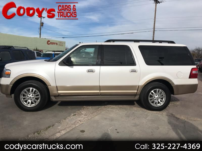 "Ford Expedition 119"" WB XLT 2011"